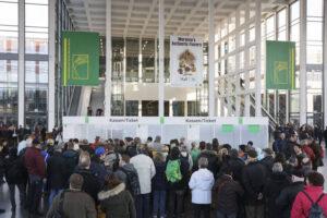 80η Πράσινη Εβδομάδα στο Βερολίνο με άρωμα Ελλάδας