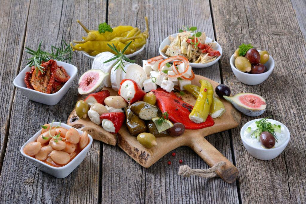 Έρευνα Πανεπιστημίου Cambridge: τα οφέλη της μεσογειακής διατροφής