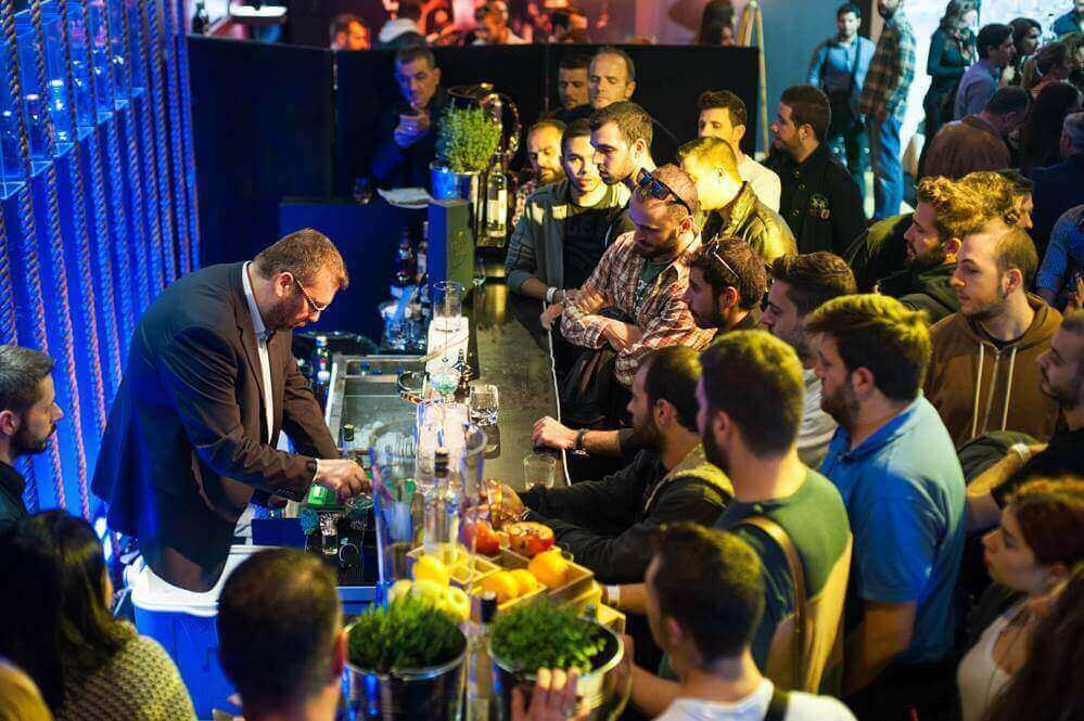 Το Athens Bar Show στην Τεχνόπολη