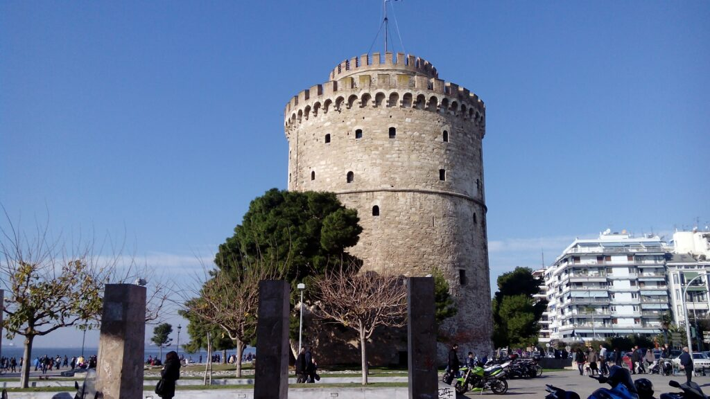 Θεσσαλονίκη, η πλανεύτρα νύμφη του Θερμαϊκού
