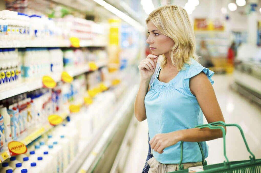 Μείωση της δαπάνης των νοικοκυριών σε είδη τροφίμων