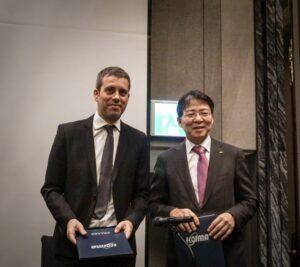 Νέες συμφωνίες για εξαγωγή τροφίμων σε Ιαπωνία και Ν. Κορέα