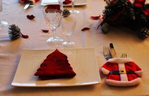 Συμβουλές για ένα πετυχημένο χριστουγεννιάτικο τραπέζι