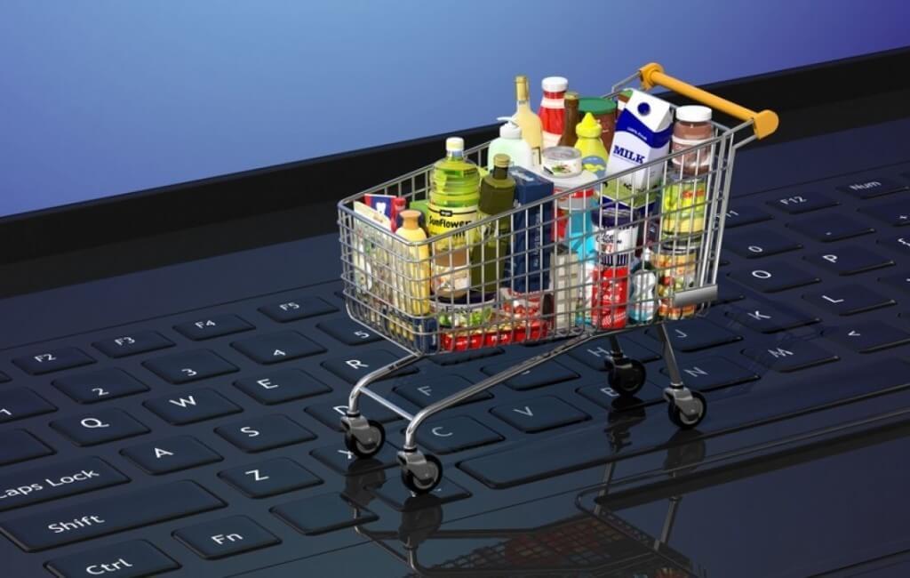 Αύξησητων ηλεκτρονικών αγορών στο λιανεμπόριο τροφίμων