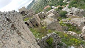 Χίος: Ο Ανάβατος είναι ένα χωριό – μνημείο που απέχει 16 χιλιόμετρα από την πόλη της Χίου