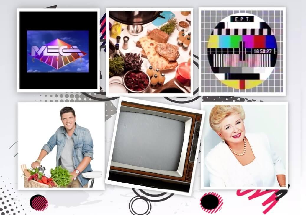 Χρονικό: Η μαγειρική στην ελληνική τηλεόραση (μέρος Α΄)