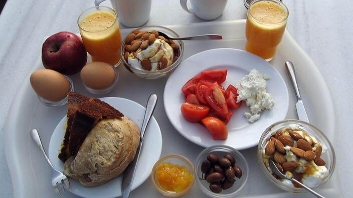 Καλάθι πρωινού