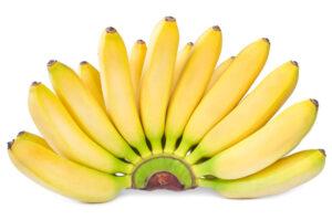 Οι μπανάνες προτιμούν ένα σκιερό μέρος