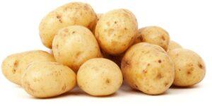 Οι πατάτες θα πρέπει να αποθηκεύονται σε σκιερό μέρος