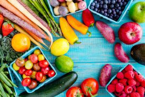 Καταπολέμηση του άγχους με λαχανικά και φρούτα