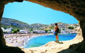 Κρήτη: Από τα Μάταλα με αγάπη