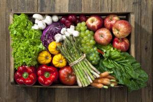 Προτιμήστε τα φρέσκα φρούτα και λαχανικά