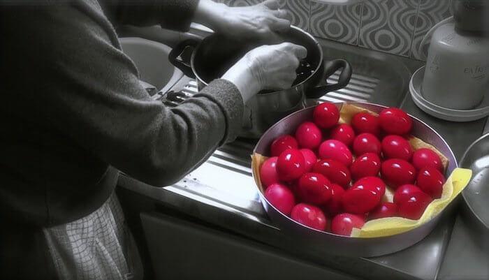 Τα κόκκινα αβγά της Λαμπρής