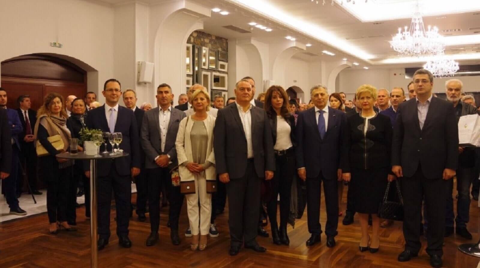 Εκδήλωση ΕΒΕΑ Λευκορωσίας