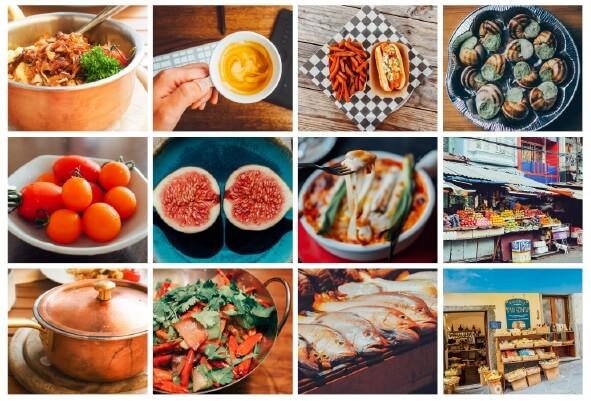 Πρωταθλητές τα τρόφιμα και ο τουρισμός