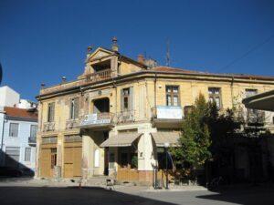 Το παραδοσιακό καφενείο Διεθνές στην Φλώρινα