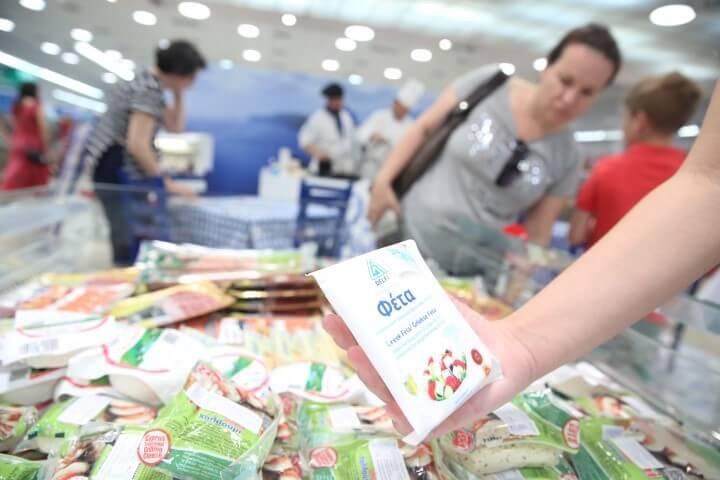 Ιούνιος: Μήνας προβολής ελληνικών προϊόντων και ποτών στη Σερβία