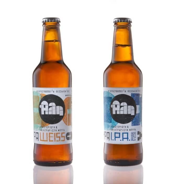 Οι ελληνικές μικρές μπύρες του Βορρά