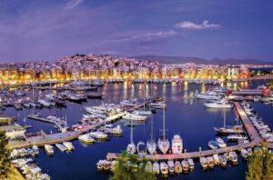 Ο Πειραιάς φιλοξενεί το μεγαλύτερο λιμάνι στην Αττική αλλά και σε όλη την Ελλάδα