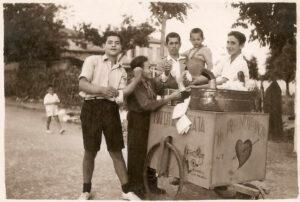 Χρονομηχανή: παγωτό κασάτο