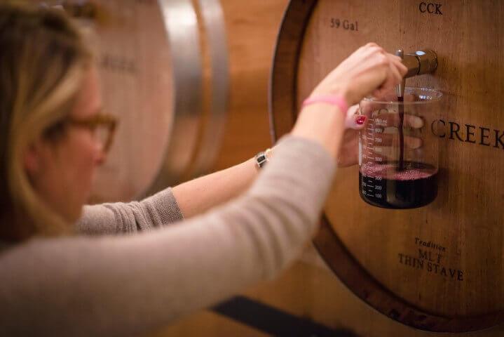 Ασφαλής κατανάλωση χύμα οίνου