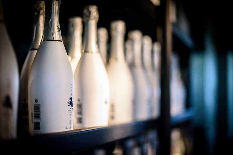 Chimera Sparkling: Η καινοτομία στο κρασί
