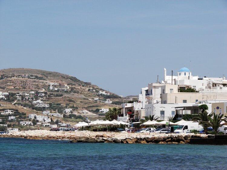 Πάρος: Το πιο λευκό νησί του Αιγαίου