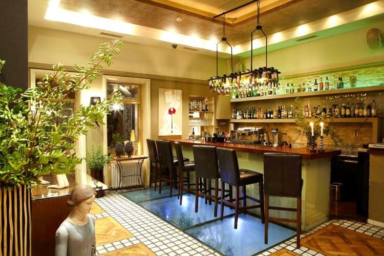 Το εστιατόριο Aleria παντρεύει το κλασικό με το μοντέρνο