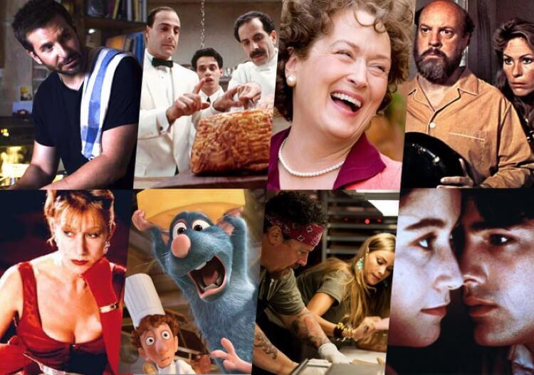 10 ταινίες που ανοίγουν την όρεξη