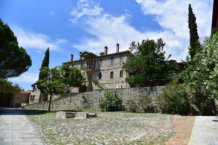 Μοναστήρι της Ορμύλιας Χαλκιδικής