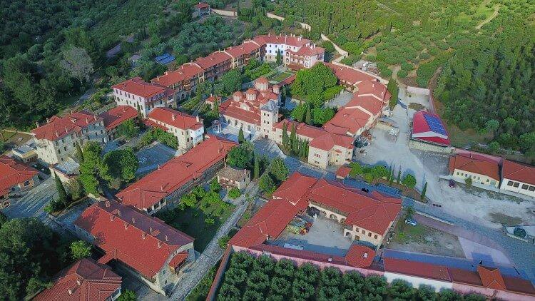 Το Μοναστήρι της Ορμύλιας: Ένας ανεκτίμητος πνευματικός «θησαυρός»