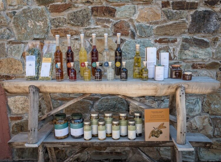 Τα βραβευμένα προϊόντα Ορμύλια ξεχωρίζουν για την υψηλή τους ποιότητα και τις αγνές πρώτες ύλες