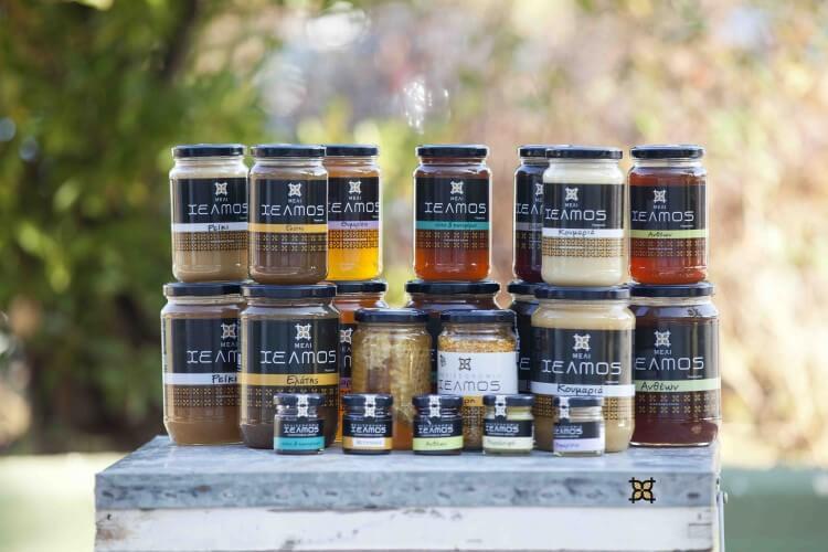 Μελισσοκομία Χελμός: Φάρμακα της φύσης από την κυψέλη