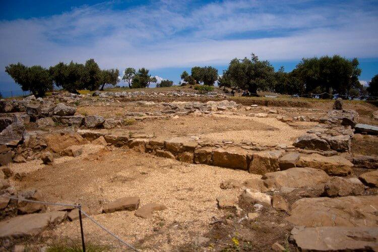 Ο Ναός του Ποσειδώνα