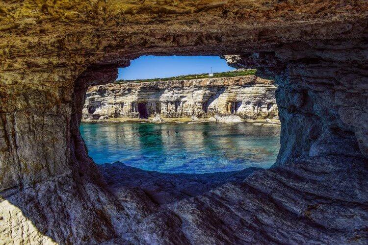 Το Cavo Greco ή αλλιώς Cape Greco στην Αγία Νάπα στην Κύπρο