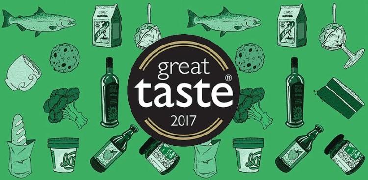 Great Taste Awards 2017 οι ελληνικές εταιρίες που ξεχώρισαν
