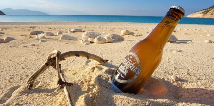 Kefalonian Beer: Η πρώτη χειροποίητη κεφαλονίτικη μπύρα