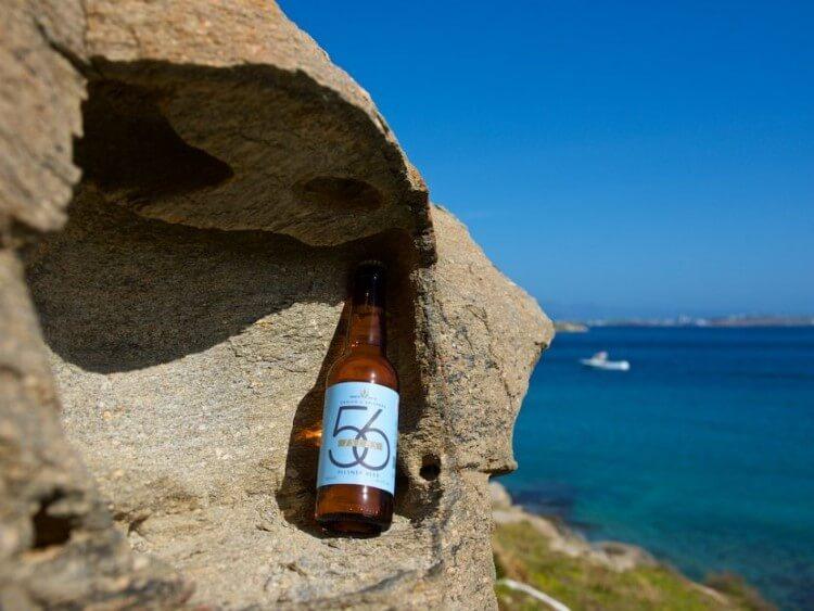 56 Isles, η παριανή μπύρα