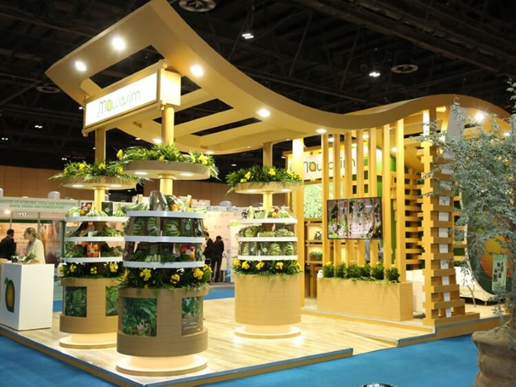 Έκθεση Middle East Organic and Natural Products Expo Dubai (MENOPE)