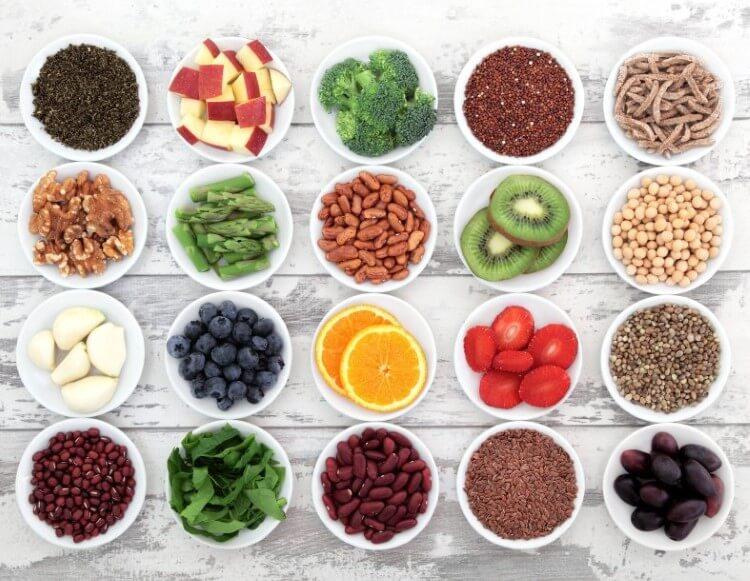 Επηρεάζουν οι τροφές τα κύτταρα μας;;