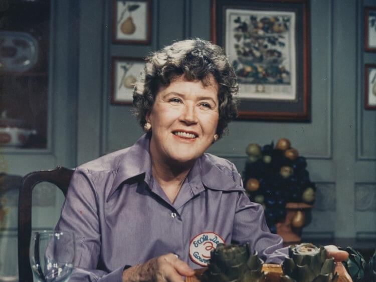 Η εκπομπή της, «The French Chef» άλλαξε ριζικά τη σχέση των Αμερικανών με το φαγητό.