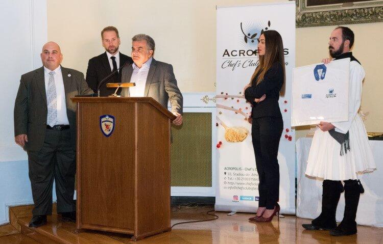 «Gastronomy Acropolis Awards»: Βραβεία για ξεχωριστούς ανθρώπους