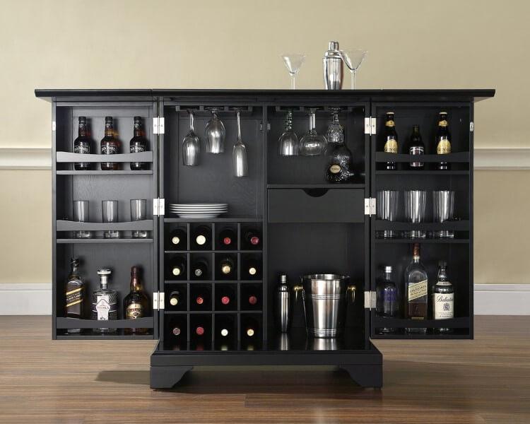 Δημιουργήστε το δικό σας bar στο σπίτι σας!