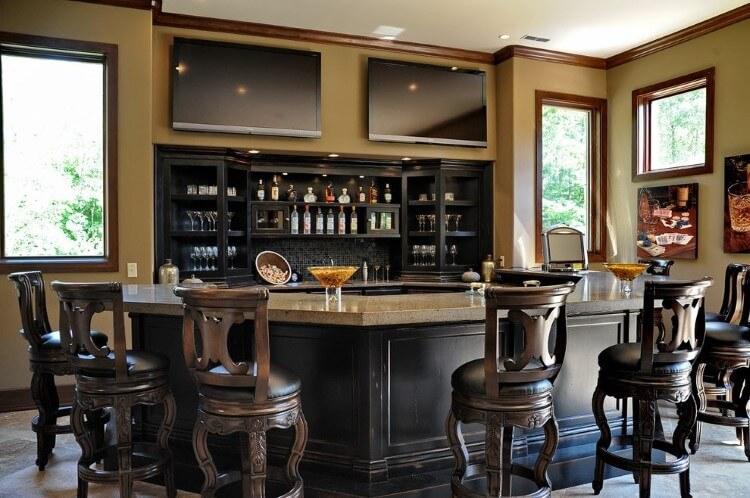 Ένα bar στο σπίτι σας!