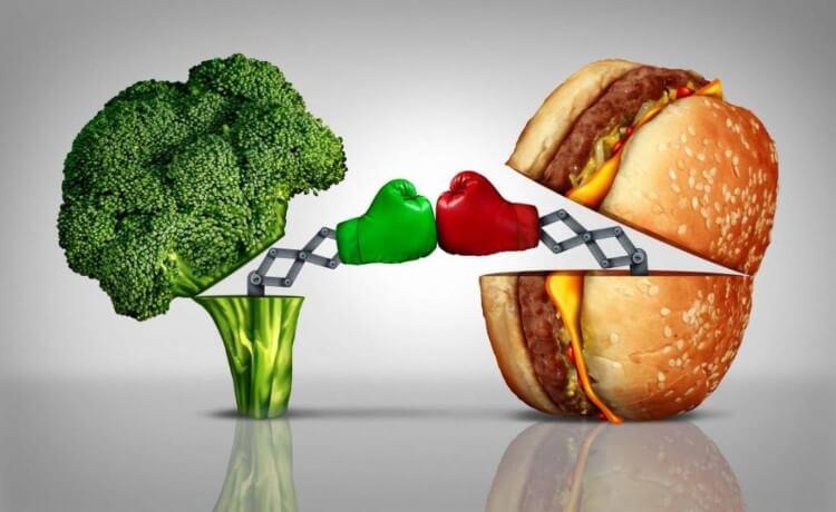 Νέα έρευνα αποκαλύπτει πως ένας στους πέντε θανάτους συνδέεται με την κακή διατροφή.
