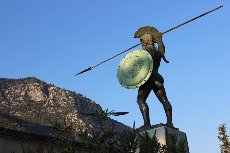 Σπάρτη: Η μαγευτική πόλη του Λεωνίδα