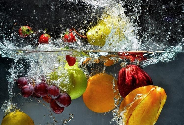 Σε ποιες τροφές επιβάλλεται το πλύσιμο;