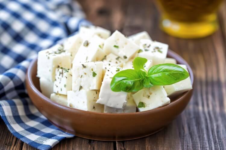 Στην 6η θέση των εισαγόμενων τυριών της Σουηδίας τα ελληνικά