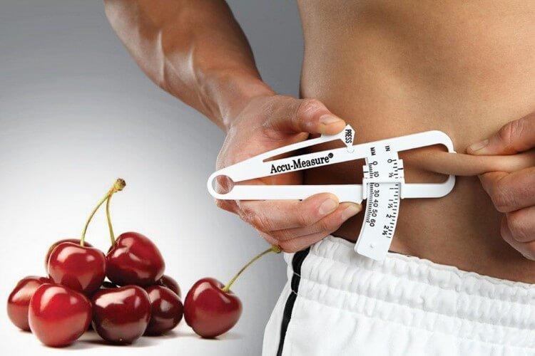 Πρόσφατη έρευνα συνδέει τα Κεράσια με την απώλεια βάρους