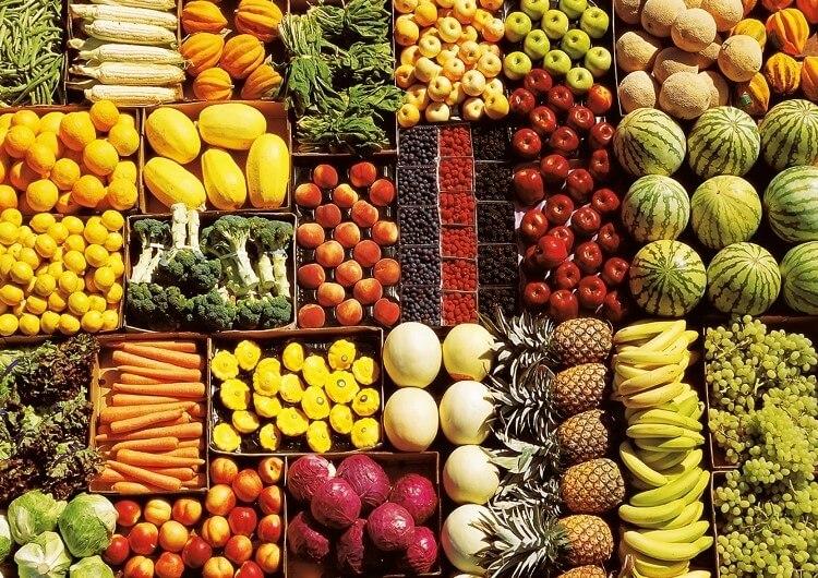 Ποια φρούτα και λαχανικά επιλέγουμε τον Χειμώνα;